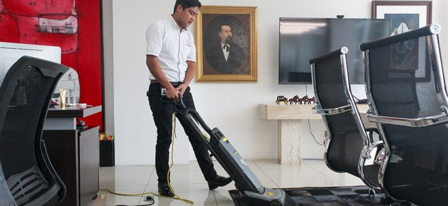 Janitorial and Cleaning Services
