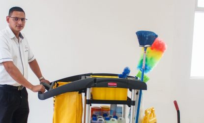 5 beneficios de contratar servicios de outsourcing de limpieza