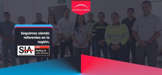 El Staffing 25 Latin America nos destaca en la región