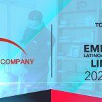 Somos la empresa de limpieza No.1 en Centroamérica 2021 – 2022